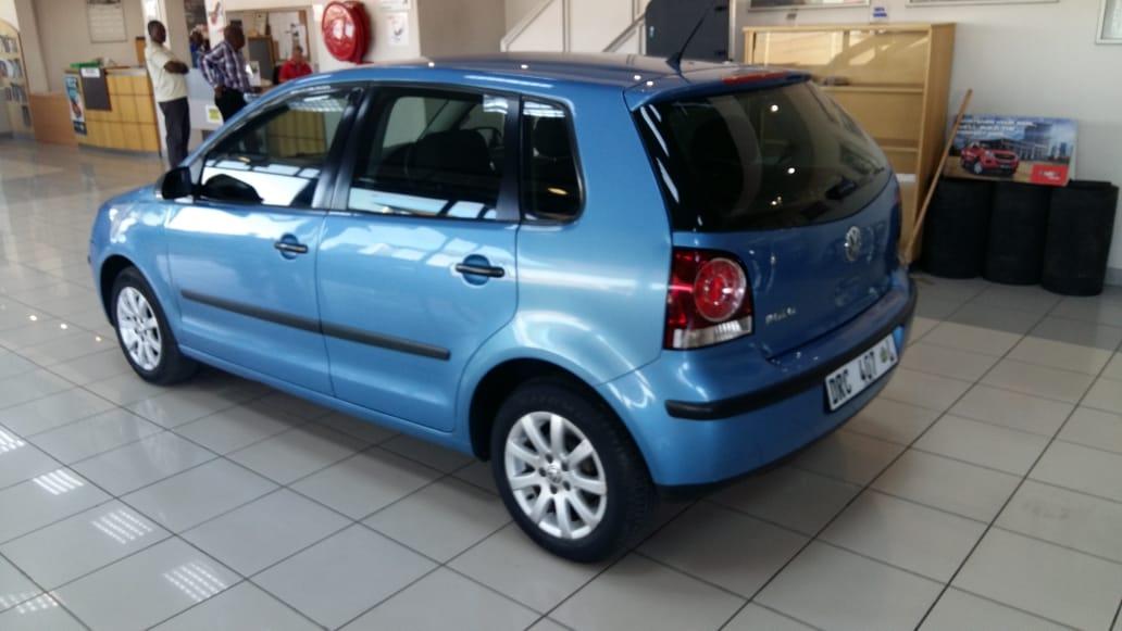 Volkswagen Polo 1.6 Trendline 5dr