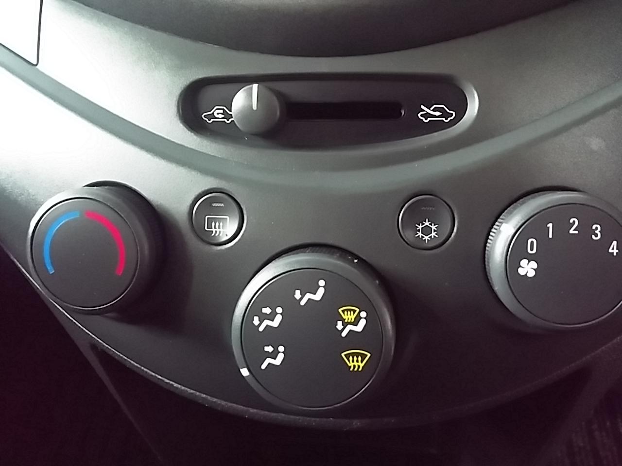 Chevrolet Spark 1.2 Ls Black Edition 5dr