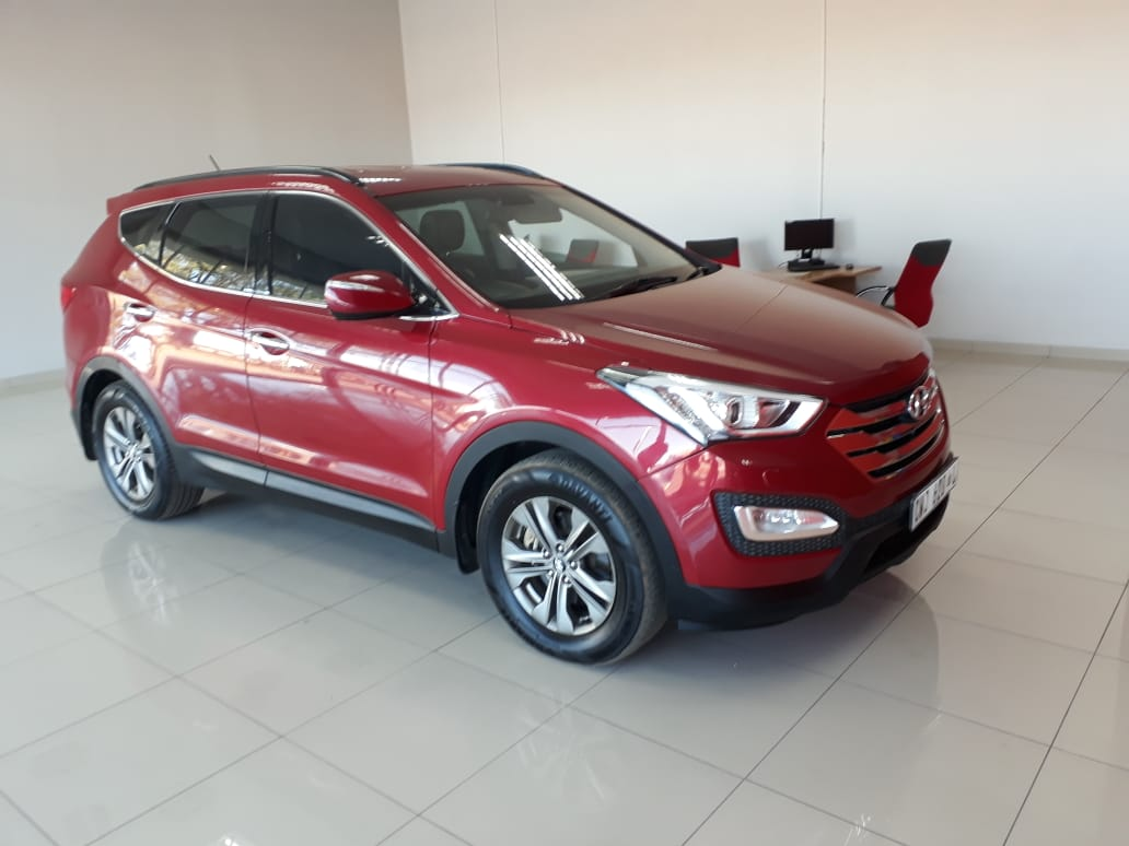 Hyundai Santa Fe R2.2D Premium Auto