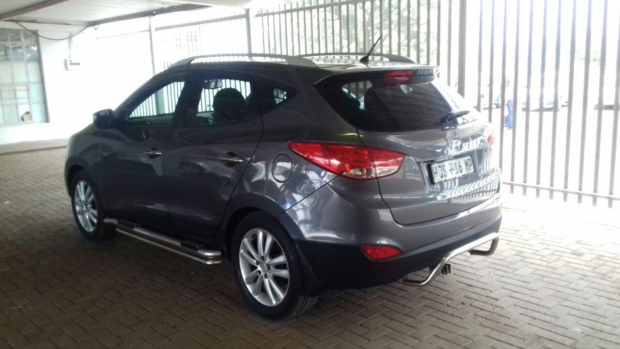 Hyundai iX35 R2.0 Crdi Gls Awd A/t